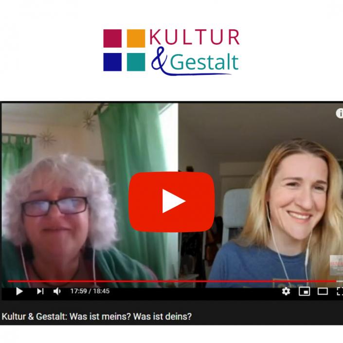 Video Blog Kultur & Gestalt